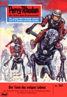 Perry Rhodan 361: Der Turm des ewigen Lebens (Heftroman)
