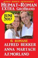 Heimat-Roman Extra Großband 6 Romane Juni 2017