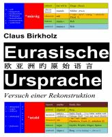 Eurasische Ursprache