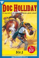Doc Holliday 5er Box 2 - Western