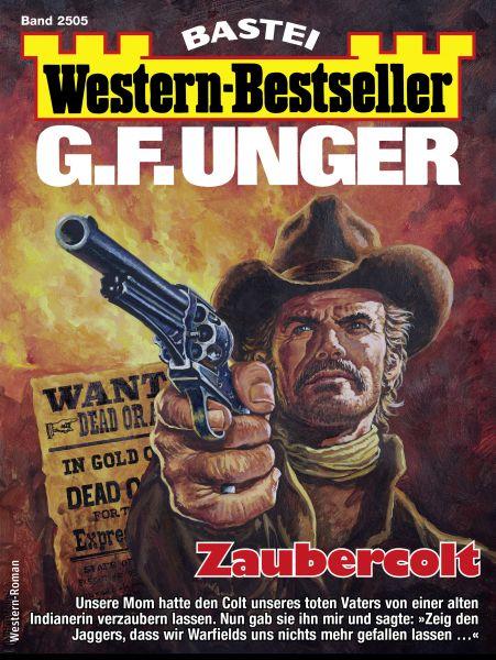 G. F. Unger Western-Bestseller 2505 - Western