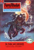 Perry Rhodan 200: Die Straße nach Andromeda (Heftroman)