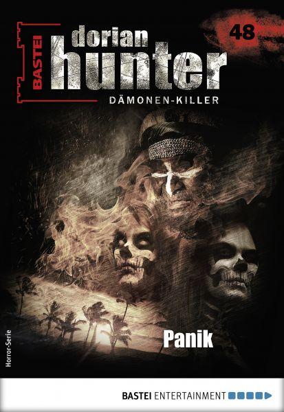Dorian Hunter 48 - Horror-Serie