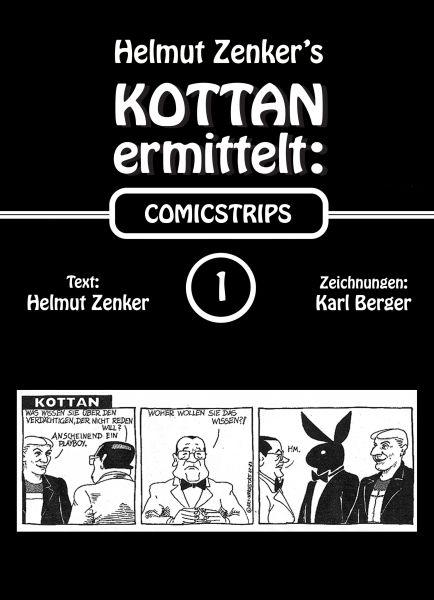 Kottan ermittelt: Comicstrips 1