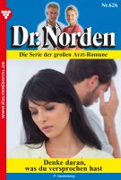Dr. Norden 626 - Arztroman