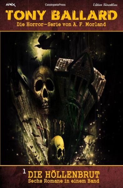Horror-Serie Tony Ballard - Sechs Romane 1