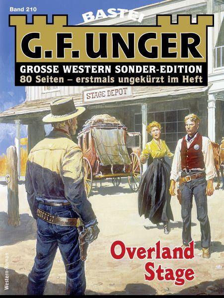 G. F. Unger Sonder-Edition 210 - Western