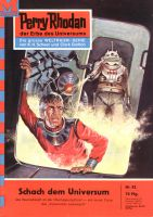 Perry Rhodan 82: Schach dem Universum (Heftroman)