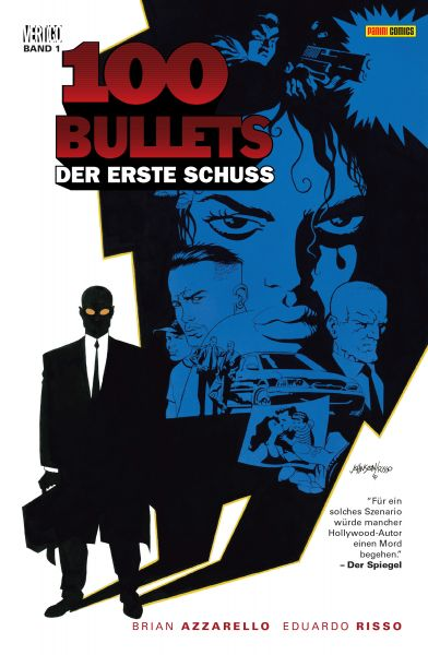100 Bullets, Band 1 - Der erste Schuss