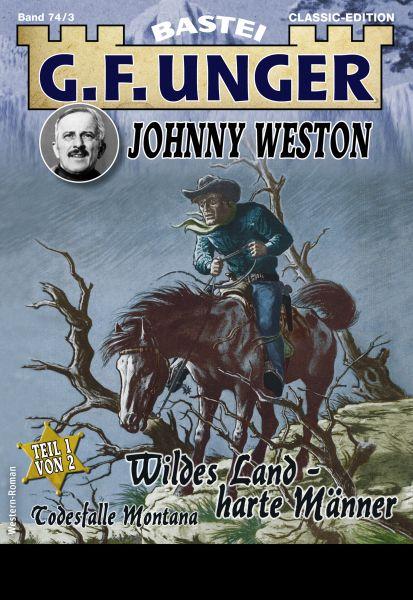 G. F. Unger Johnny Weston 3 - Western