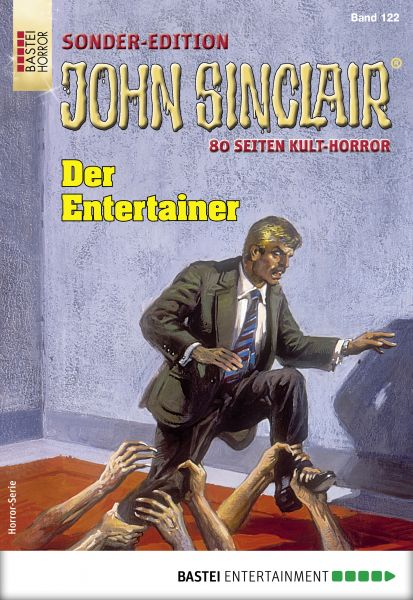 John Sinclair Sonder-Edition 122 - Horror-Serie