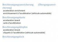 Technisches Franzoesisch