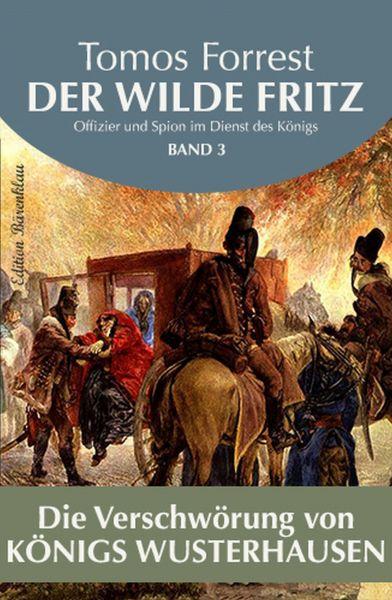 Der Wilde Fritz #3: Die Verschwörung von Königs Wusterhausen