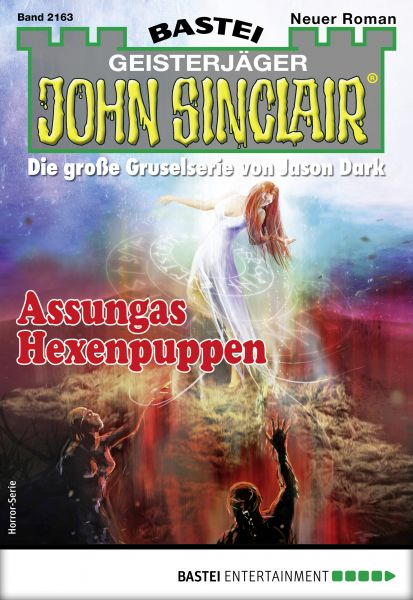 John Sinclair 2163 - Horror-Serie