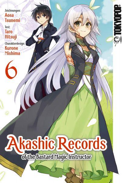 Akashic Records of the Bastard Magic Instructor - Band 06