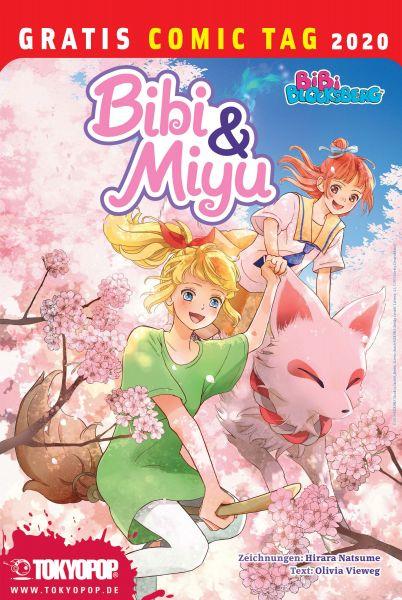 Bibi & Miyu – Gratis Comic Tag
