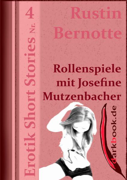 Rollenspiele mit Josefine Mutzenbacher