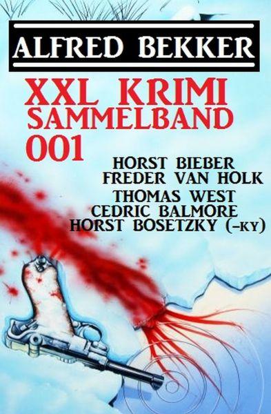 XXL Krimi Sammelband 001