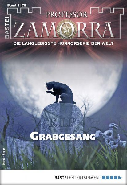 Professor Zamorra 1178 - Horror-Serie