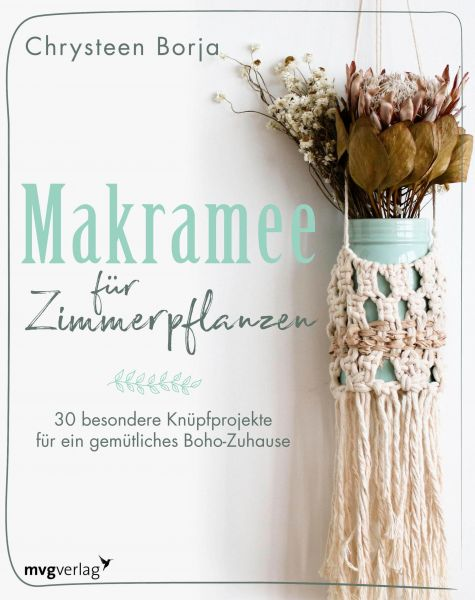 Makramee für Zimmerpflanzen