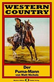 WESTERN COUNTRY 161: Der Puma-Mann