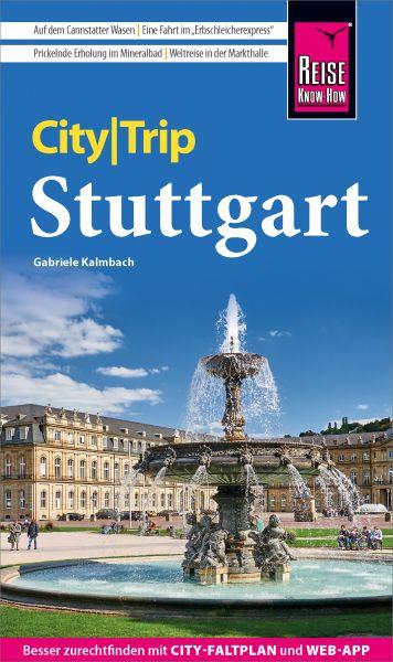Reise Know-How CityTrip Stuttgart