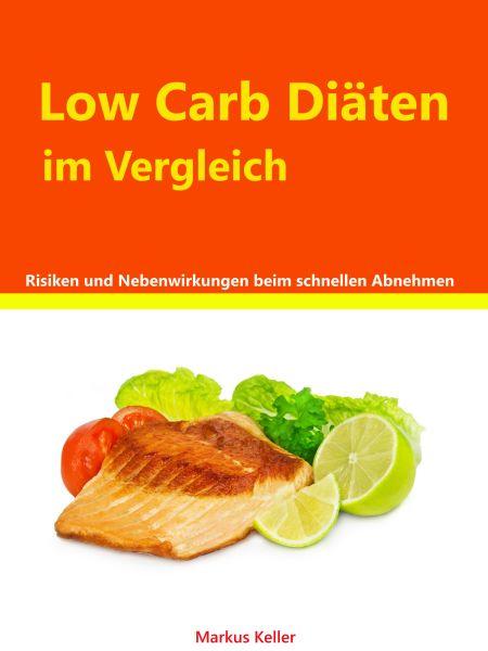 Low Carb Diäten im Vergleich