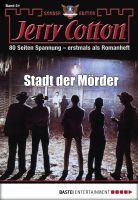 Jerry Cotton Sonder-Edition - Folge 51