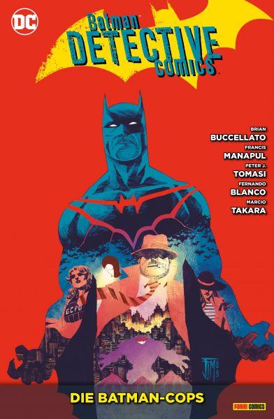 Batman - Detective Comics - Bd. 8: Die Batman-Cops