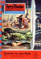 Perry Rhodan 59: Rückkehr aus dem Nichts (Heftroman)