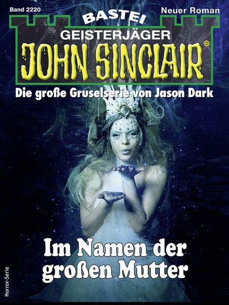 John Sinclair 2220 - Horror-Serie