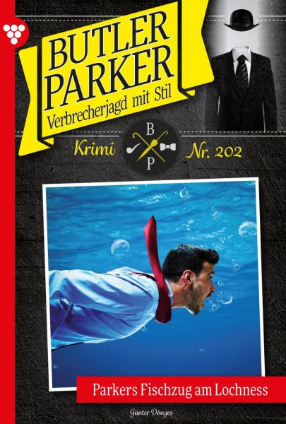 Butler Parker 203 – Kriminalroman