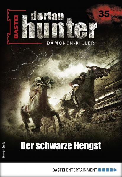 Dorian Hunter 35 - Horror-Serie