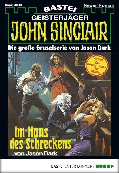 John Sinclair Gespensterkrimi - Folge 49