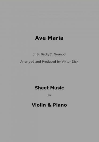 Ave Maria - J.S. Bach / C. Gounod
