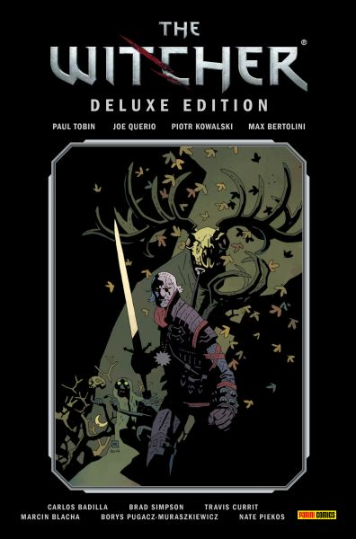 The Witcher Deluxe-Edition, Band 1