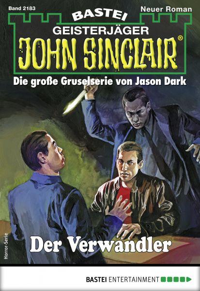 John Sinclair 2183 - Horror-Serie