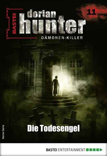 Dorian Hunter 11 - Horror-Serie
