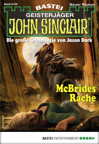 John Sinclair 2126 - Horror-Serie