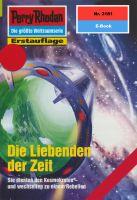 Perry Rhodan 2181: Die Liebenden der Zeit (Heftroman)
