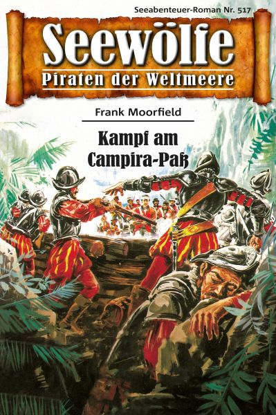 Seewölfe - Piraten der Weltmeere 517
