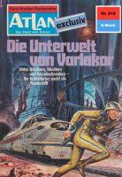 Atlan 219: Die Unterwelt von Varlakor (Heftroman)