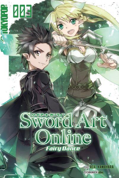 Sword Art Online - Light Novel 03