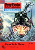 Perry Rhodan 281: Kampf in der Tiefsee (Heftroman)