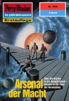 Perry Rhodan 1805: Arsenal der Macht (Heftroman)