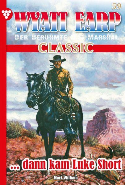 Wyatt Earp Classic 59 – Western