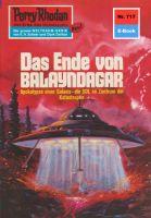 Perry Rhodan 717: Das Ende von Balayndagar