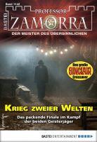Professor Zamorra 1142 - Horror-Serie