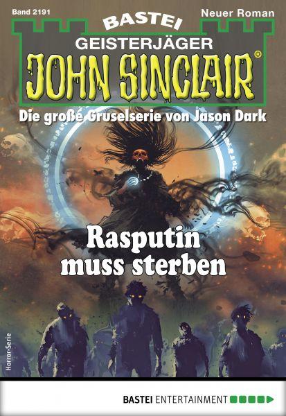 John Sinclair 2191 - Horror-Serie