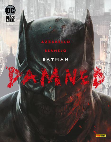 Batman: Damned (Sammelband)